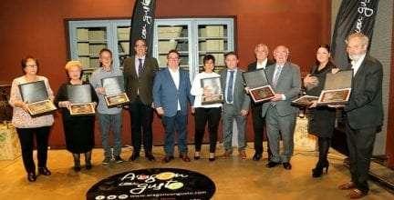 Aragón con Gusto rinde homenaje a cocineros y sagas hosteleras