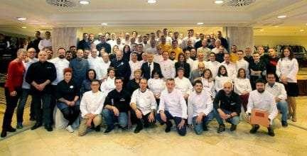 Cumbre de cocineros de Aragón en Teruel