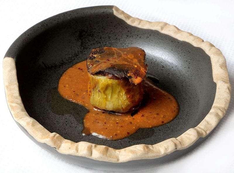 Comienzan las «Jornadas de la trufa, tuber melanosporum» en el restaurante zaragozano Gayarre.