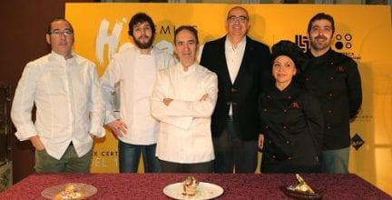 El Certamen de Restaurantes-Premios Horeca vuelve en febrero