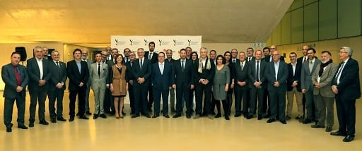 Gala de Premios de Hostelería y Turismo de Aragón