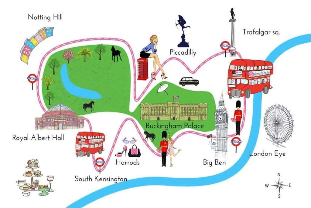 tour London