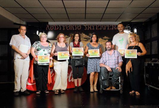 Ganadores de tortilla Interpeñas Zaragoza
