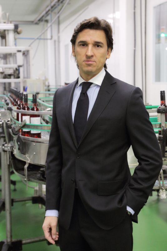José María Andrés, director gerente de Bodegas Paniza