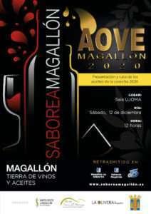 Cartel SABOREA MAGALLON 2020_AOVE