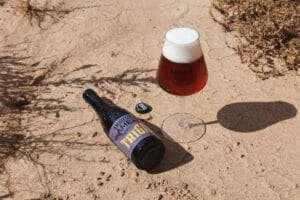 Cerveza Ambar Trigal-Monegros