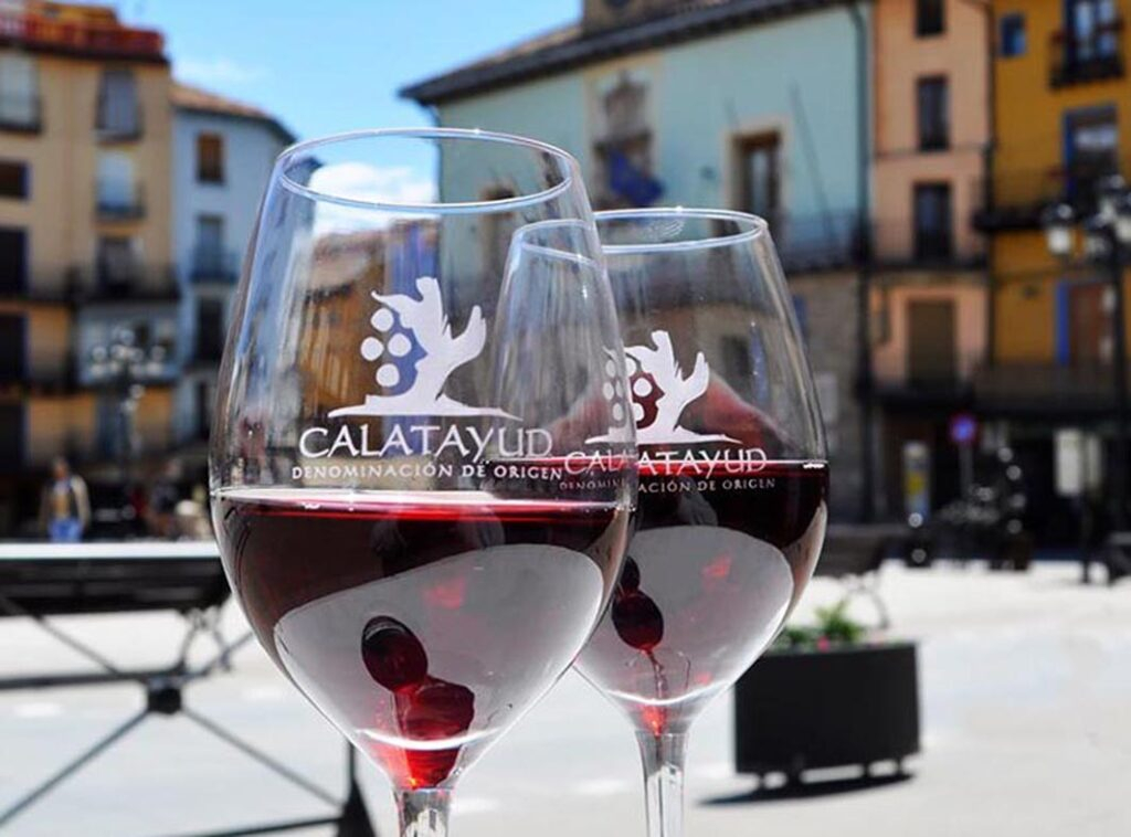 copas vinos Calatayud