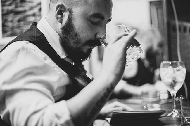 El coctelero zaragozano Borja Insa, seleccionado para el world Class Comeptition