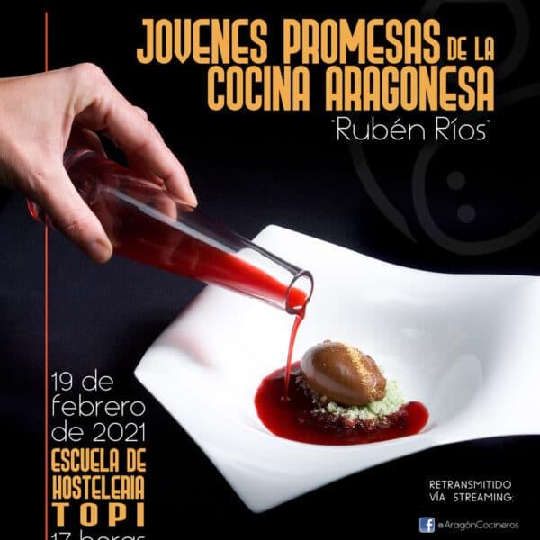 ¿Quién será la Jóven Promesa de la Cocina Aragonesa 2021?