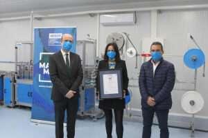 entrega-certificado-AENOR-Makin-Mask