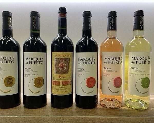 Marques del Puerto, tradición y grandes vinos en Rioja Alta
