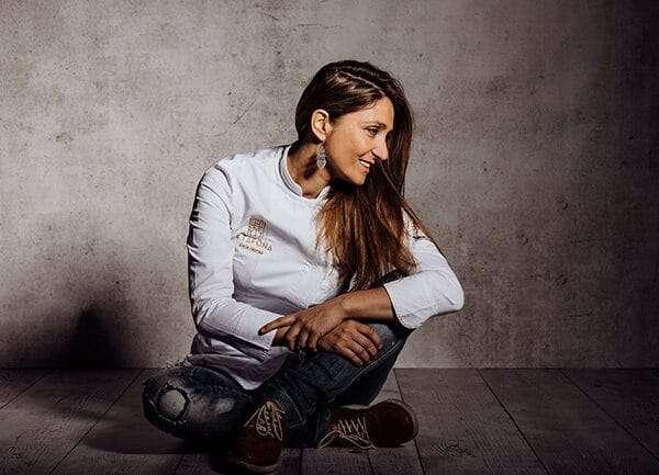 Lucía Freitas, una propuesta gastronómica con estrella en 17º Ribeira Sacra Festival