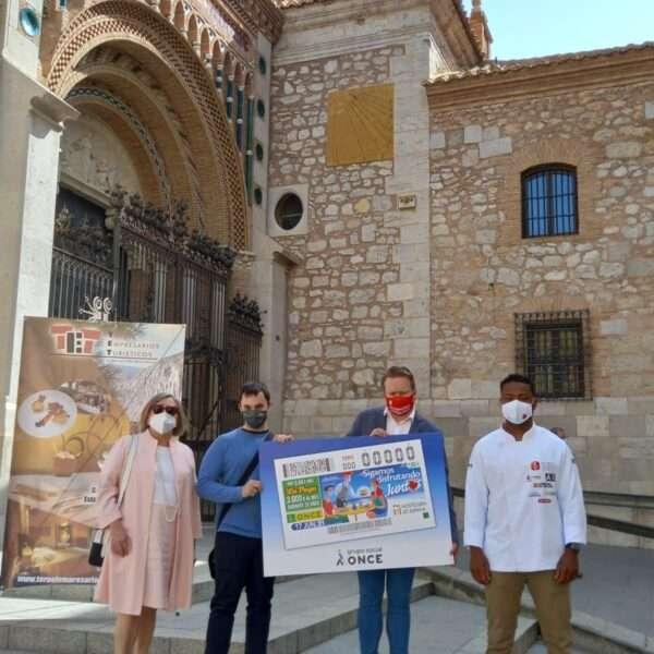 La ONCE dedica un cupón en apoyo a la hostelería para que 'Sigamos disfrutando juntos'