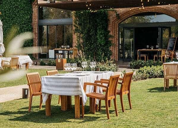 El Celleret de Familia Torres, distinguido como mejor restaurante en los Premios Vinari 2021