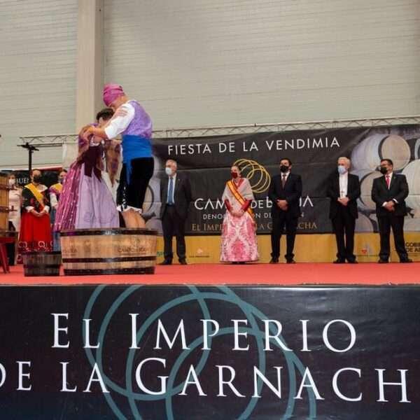 La D. O. Campo de Borja arranca con la Fiesta de la Vendimia
