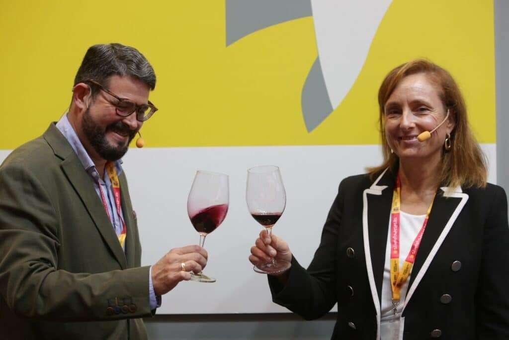 Cata de vinos experimentales