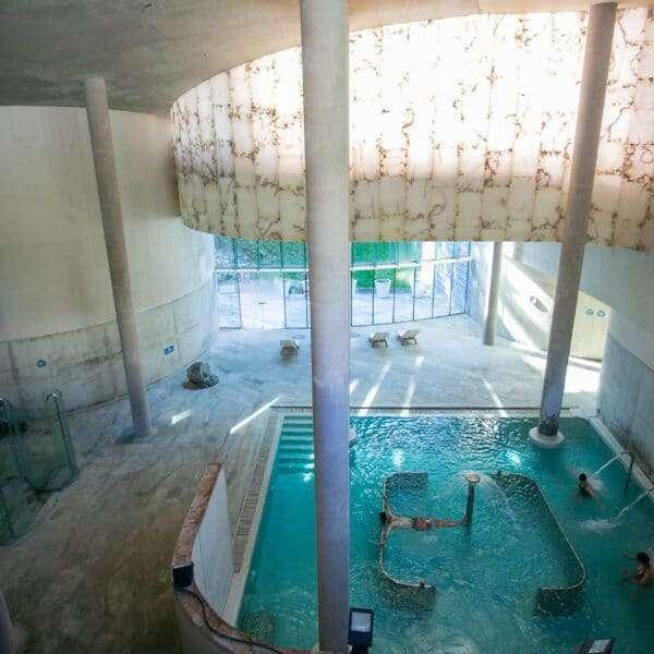 Tres balnearios aragoneses elegidos entre los mejores de España