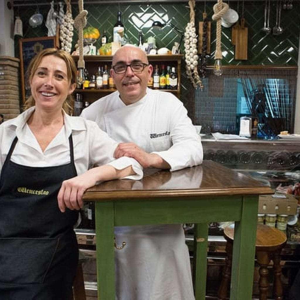 Silvia y Ricardo Casa Wenceslao