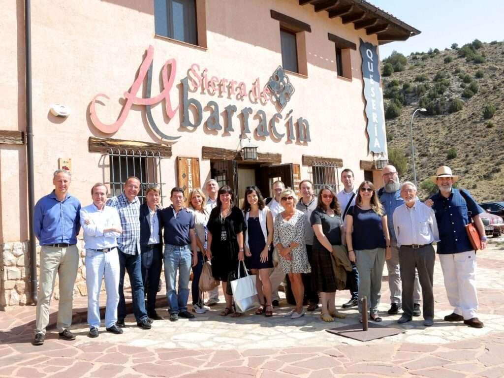 Visita Quesería Sierra de Albarracin