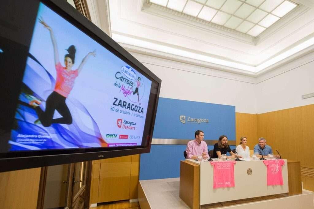 Carrera contra el cancer Zaragoza