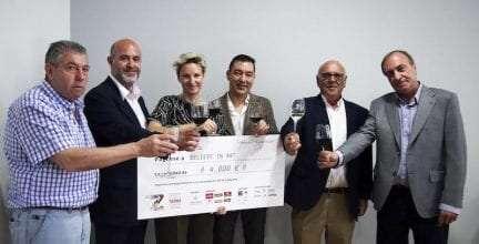 El Concurso de Tapas dona 4.000 euros de sus beneficios a Believe in Art