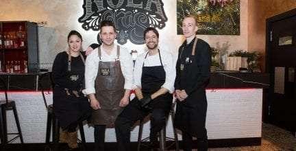 Nola Gras, el nuevo local del chef Alejandro Viñal