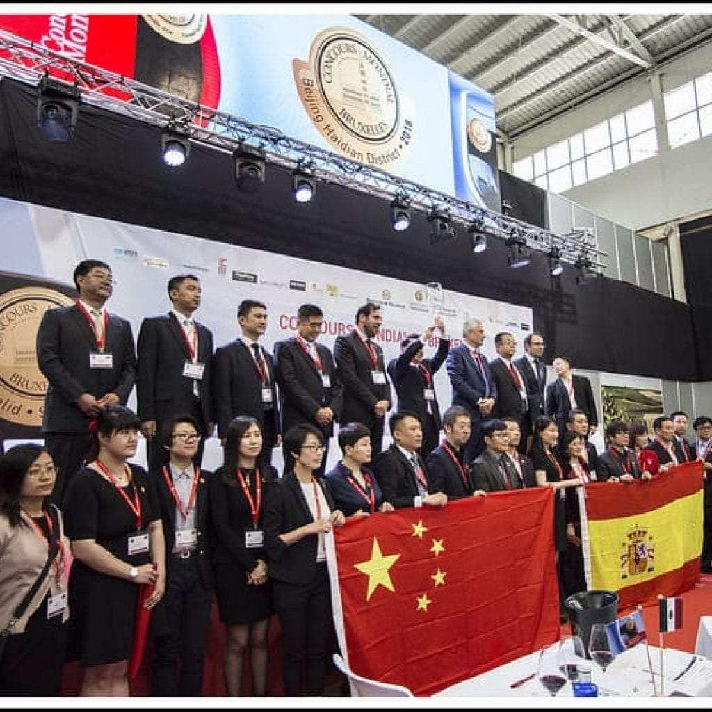 CHINA, CAPITAL MUNDIAL DEL VINO EN 2018