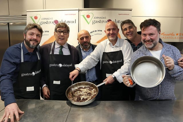 Gastro Calatayud se celebrará del 5 al 9 de abril en la capital bilbilitana