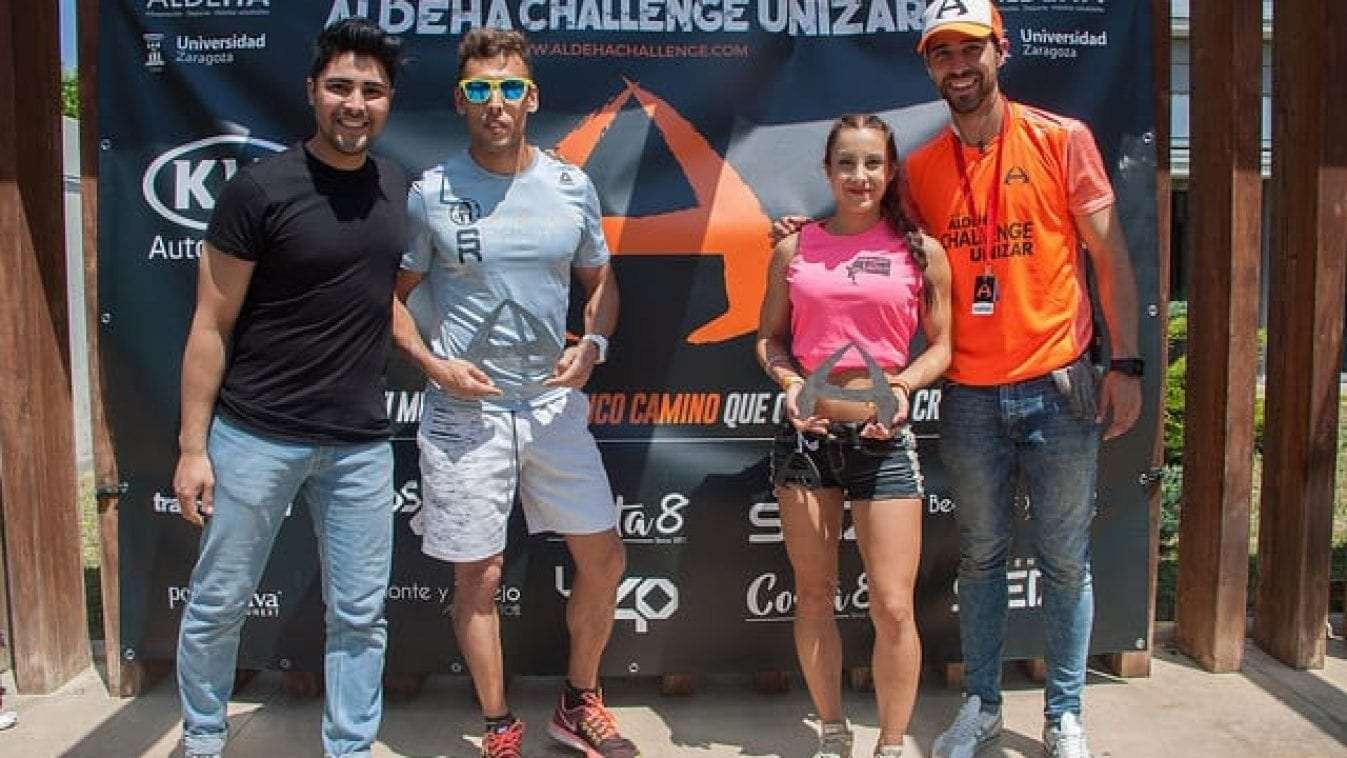 ALDEHA CHALLENGE UNIZAR, el reto llegó a Zaragoza