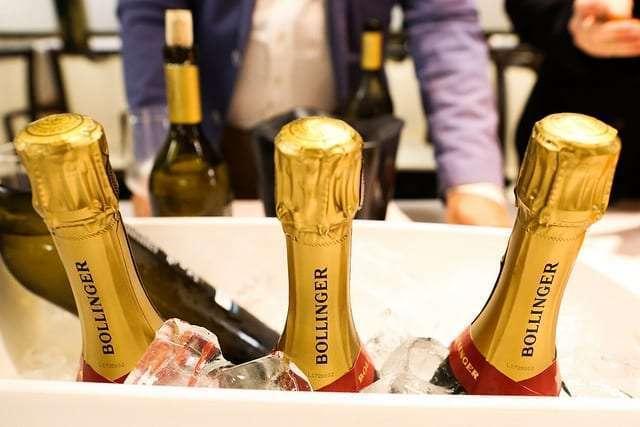 El champagne Bollinger protagonista en el Ciclo de Catas del restaurante Los Cabezudos