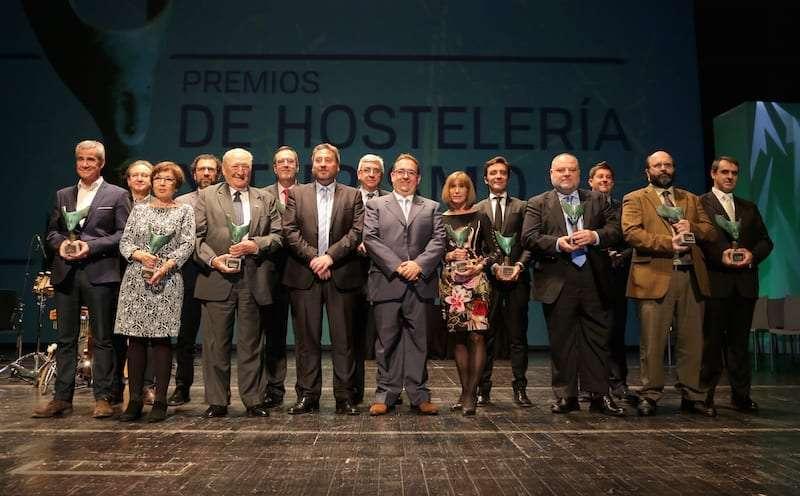 Gran éxito de la Gala de Premios de Hostelería y Turismo de Aragón