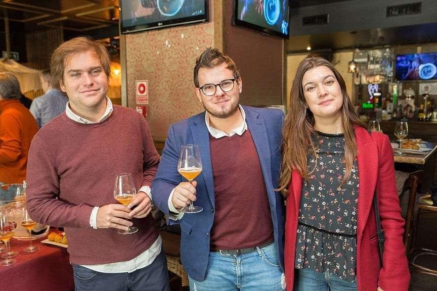 Chardonnay Grape Beer presentacion