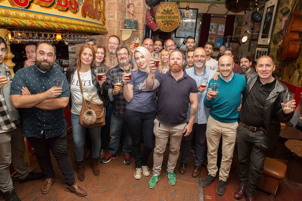 Golden Promise primer aniversario, cumpliendo su sueño y presentando nueva cerveza