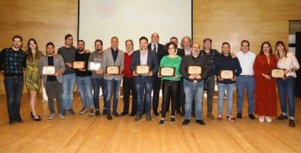 Novodabo, La Granada y Urola, ganadores Horeca 2019