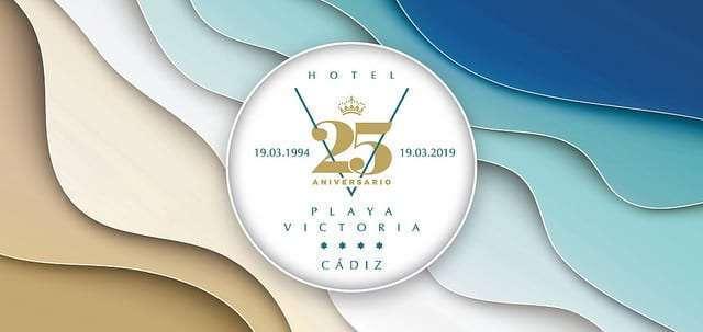 Aniversario hotel Playa Vcitoria