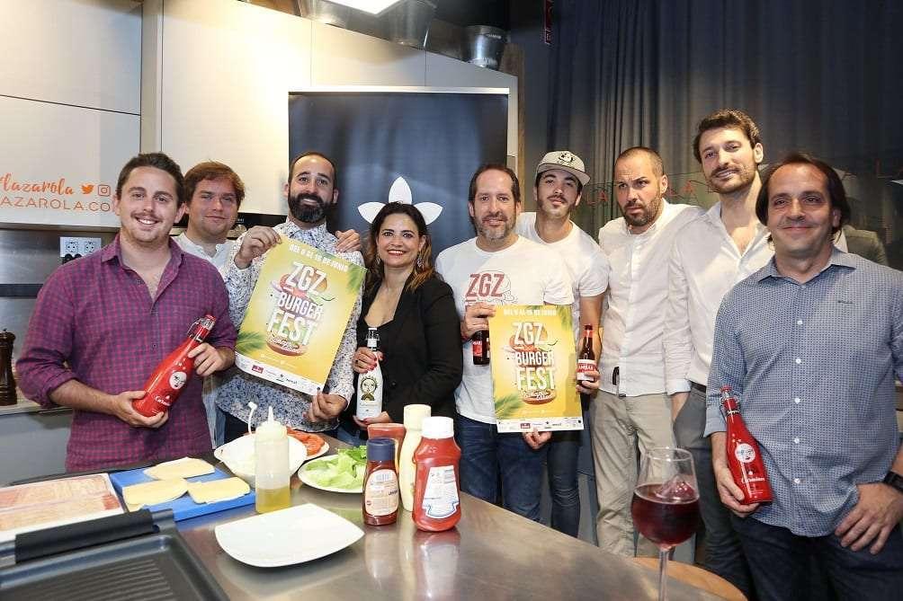 El Zaragoza Burger Fest  adelanta su segunda edición a la época estival