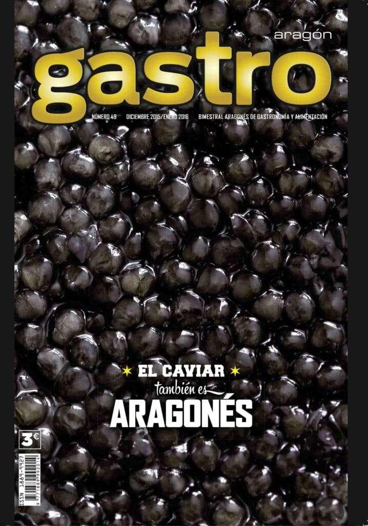 49 PORTADA Gastro Aragon