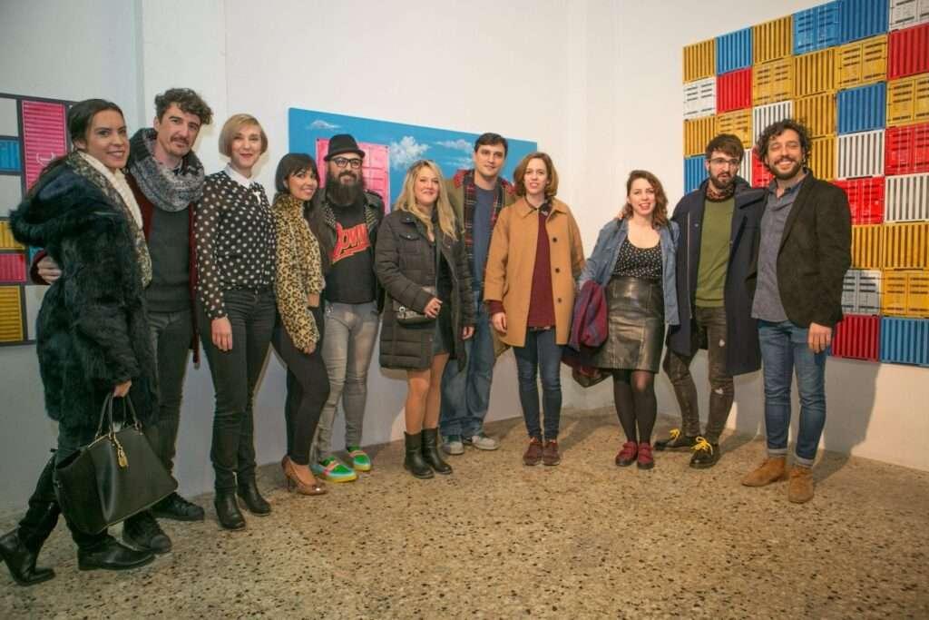 Exposición de Lalo Cruces