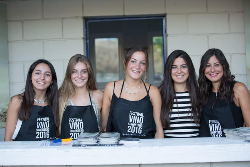Concurso de Tapas Festival Vino Somontano