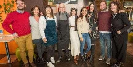 Las Armas Restaurante presenta su nueva carta bajo la creativa batuta del chef Luis Bernad
