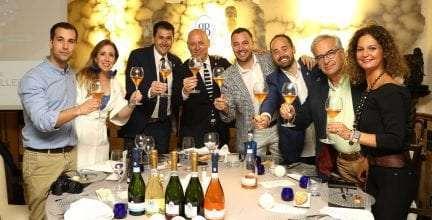 Enate presenta la nueva imagen del  Champagne Besserat de Bellefon.