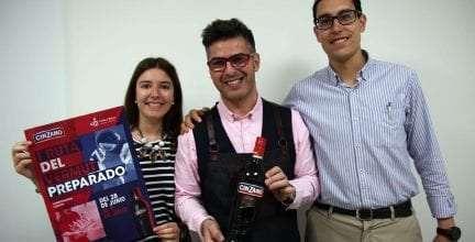 En busca del mejor vermut de Zaragoza en la primera Ruta del Vermut preparado Cinzano de la ciudad
