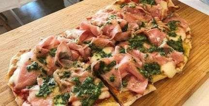 MACCHERONI TE TRAE LA PRIMERA PIZZA A LA BRASA DE MADRID