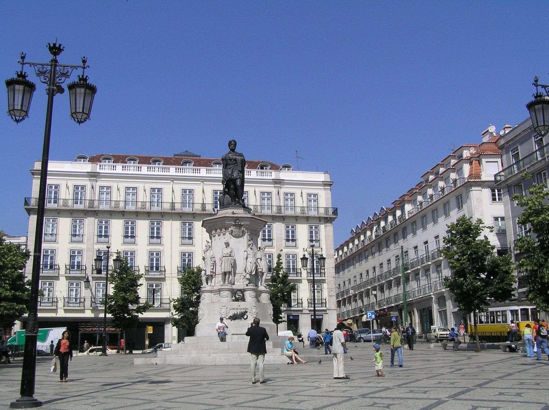 Lisboa, la ciudad que nació de un terremoto