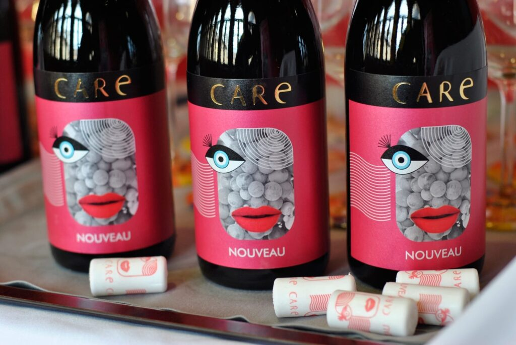 Care Nouveau Botellas