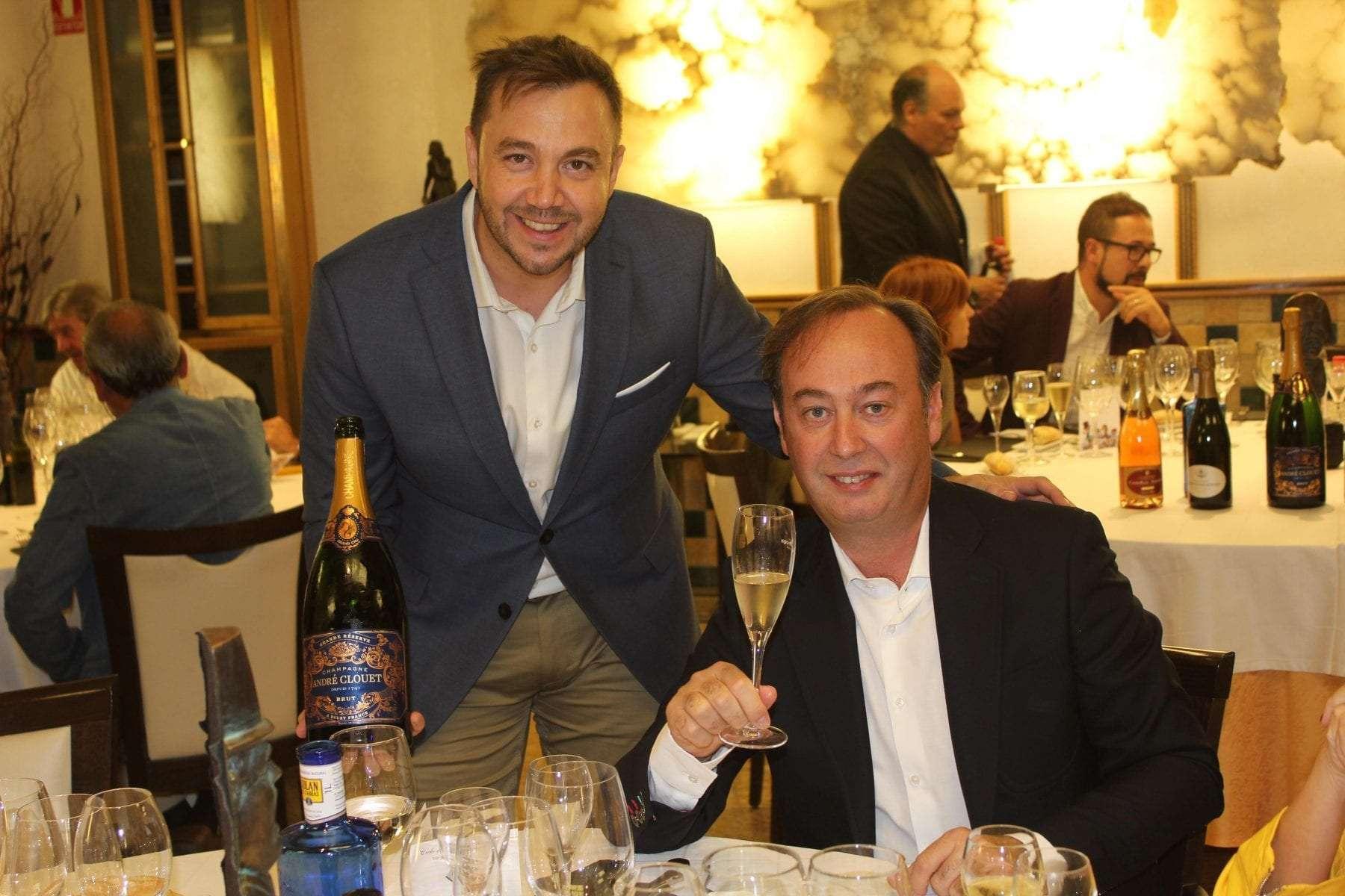 Cata Champagne vignerons Los Cabezudos (11)-1