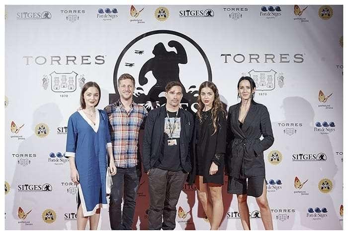 La coincidencia de la Fiesta de la Vendimia y del Festival de Cine, patrocinados por Bodegas Torres, llenan Sitges de actores y vino