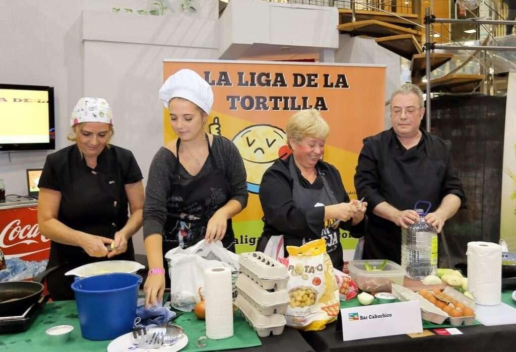 LIga de las Tortillas 2016