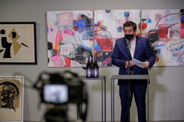 Más de 40 restaurantes de Zaragoza regalarán una botella de Care Nouveau 2020 con un combo especial delivery o take away para dos personas