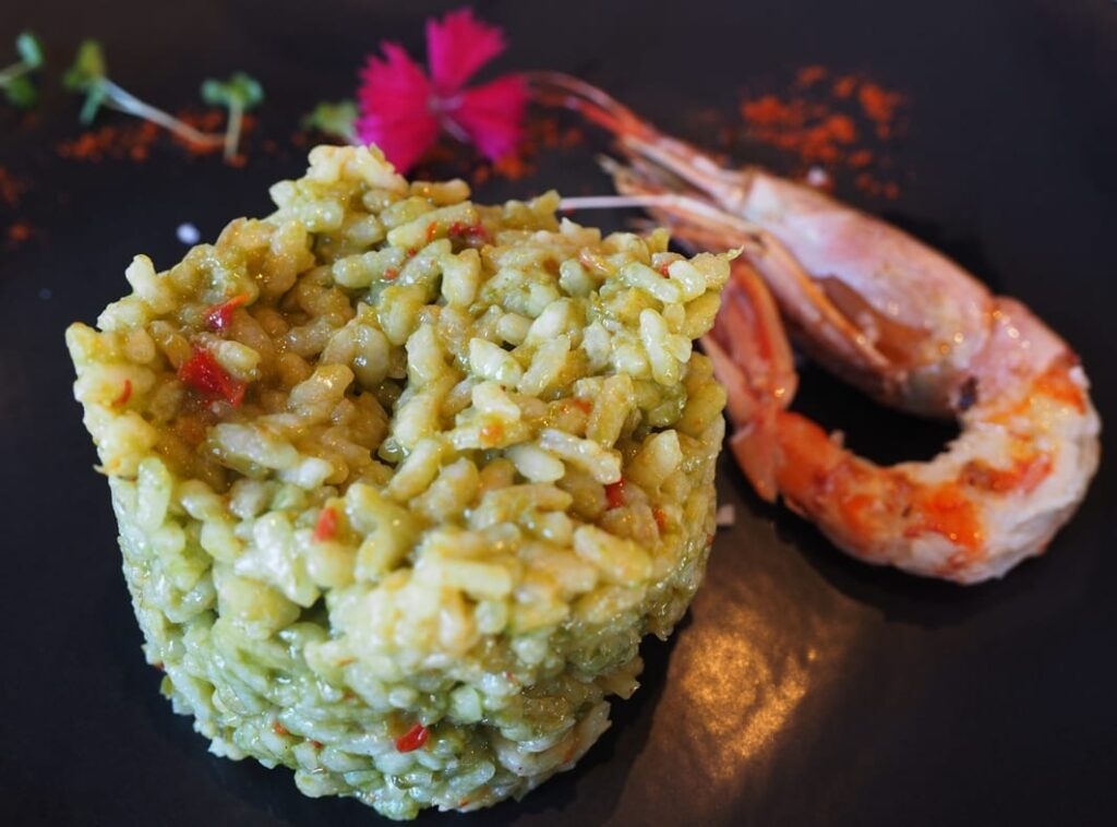 Delicias del Mar en El Foro